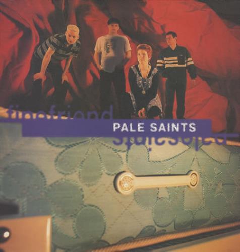"Pale Saints Fine Friend 12"" vinyl single (12 inch record / Maxi-single) UK PAL12FI107588"