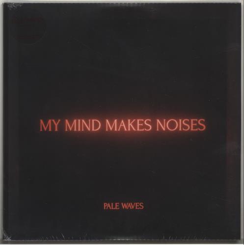 Pale Waves My Mind Makes Noises - 180gram Clear Vinyl - Sealed 2-LP vinyl record set (Double Album) UK QZL2LMY703819