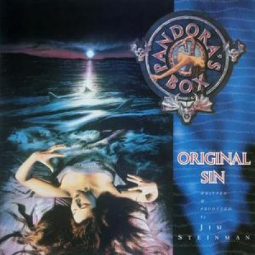 Pandora's Box Original Sin 2-disc CD/DVD set UK PBX2DOR380541