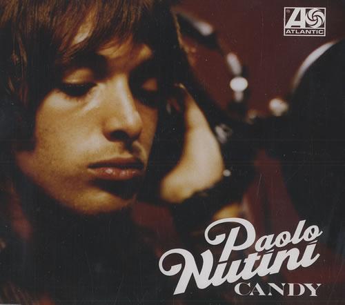 "Paolo Nutini Candy CD single (CD5 / 5"") UK PNIC5CA470857"