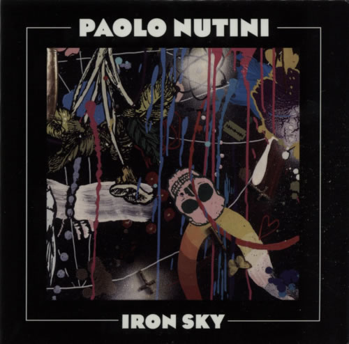 Paolo Nutini Iron Sky CD-R acetate UK PNICRIR614116