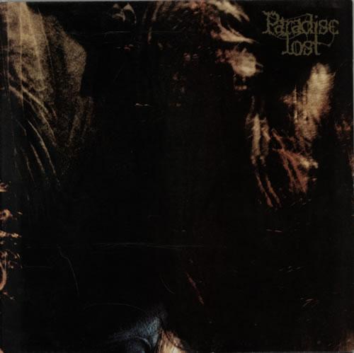 Paradise Lost Gothic vinyl LP album (LP record) UK P-LLPGO608620