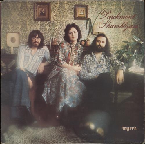 Parchment Shamblejam vinyl LP album (LP record) UK P47LPSH711267