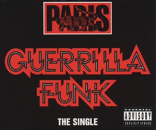 Paris 90s Guerrilla Funk Uk Cd Single Cd5 5 Quot 383319