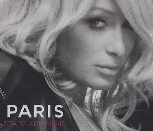 "Paris Hilton Stars Are Blind CD single (CD5 / 5"") Canadian 69RC5ST369010"