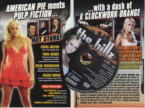 Paris Hilton The Hillz DVD US 69RDDTH409115
