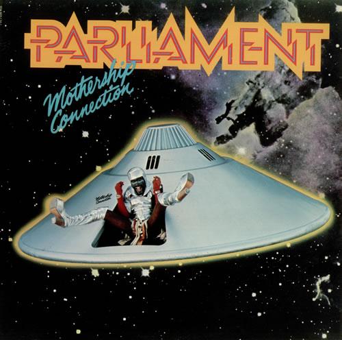 Parliament Mothership Connection Us Vinyl Lp Album Lp
