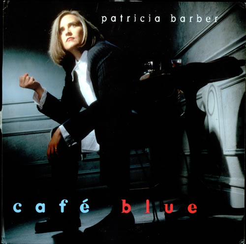 Patricia Barber Café Blue - RTI 180g - EX vinyl LP album (LP record) US P\BLPCA528507