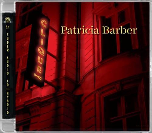 Patricia Barber Clique! - Super Audio CD - Sealed super audio CD SACD German P\BSACL775346