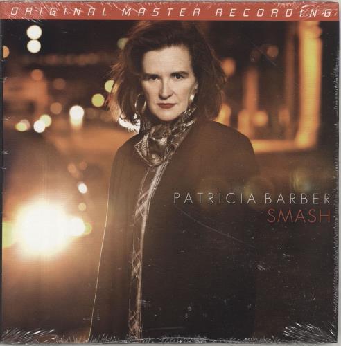 Patricia Barber Smash - Sealed super audio CD SACD US P\BSASM692944