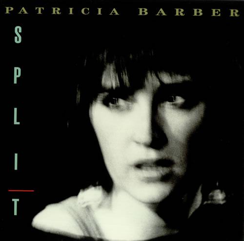 Patricia Barber Split vinyl LP album (LP record) US P\BLPSP437913