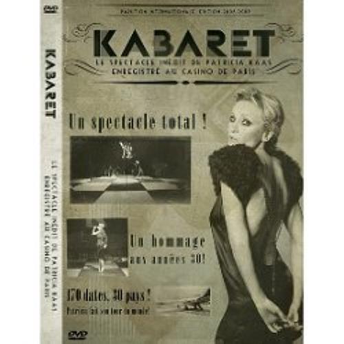 Patricia Kaas Kabaret: En Studio Et Sur Scene DVD French KAADDKA465599