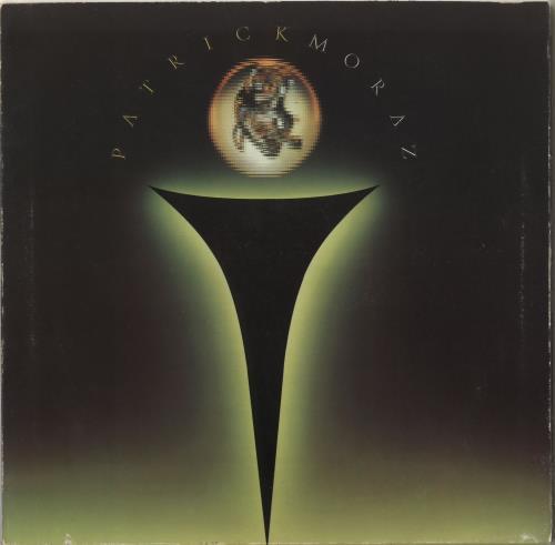 Patrick Moraz The Story Of 'i' vinyl LP album (LP record) US ZMPLPTH597166