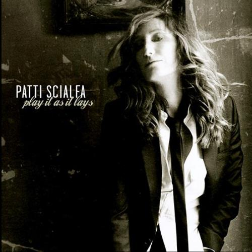 Patti Scialfa Play It As It Lays CD album (CDLP) UK PATCDPL412239