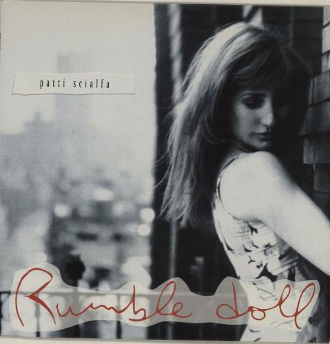 Patti Scialfa Rumble Doll vinyl LP album (LP record) Dutch PATLPRU656724