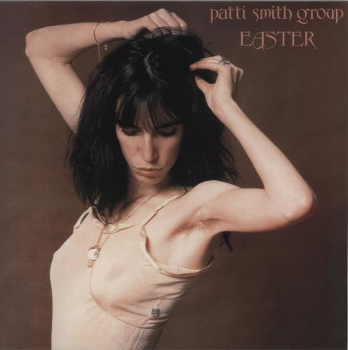 Patti Smith Easter - 180gm vinyl LP album (LP record) UK PTILPEA762503
