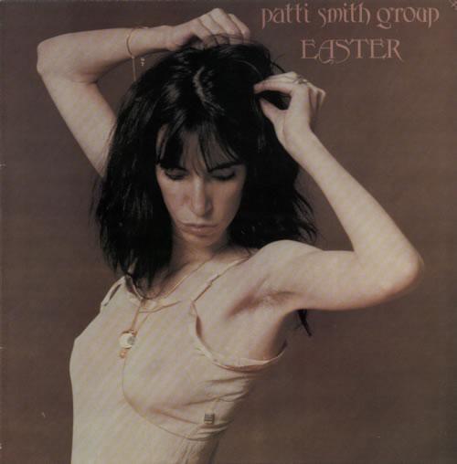 Patti Smith Easter vinyl LP album (LP record) UK PTILPEA598522
