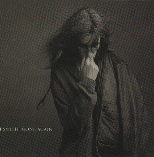 Patti Smith Gone Again CD album (CDLP) German PTICDGO634229