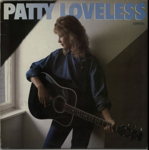 Patty Loveless Patty Loveless vinyl LP album (LP record) UK YLOLPPA588094
