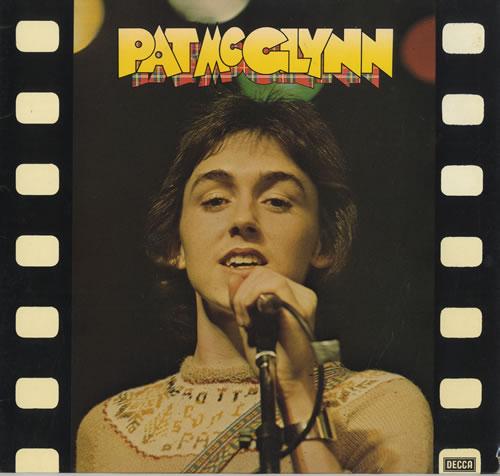 Pat McGlynn Pat McGlynn vinyl LP album (LP record) German P.MLPPA564894