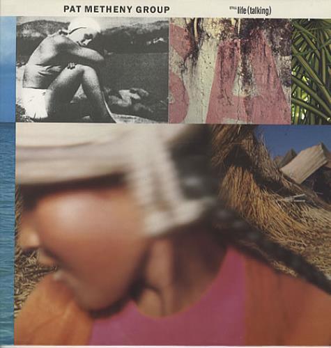 Pat Metheny Still Life (Talking) vinyl LP album (LP record) German PMELPST236440