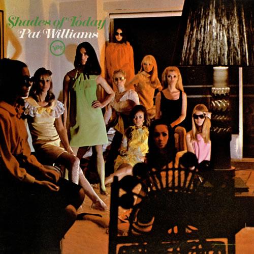 Pat Williams Shades Of Today vinyl LP album (LP record) UK PIVLPSH475583