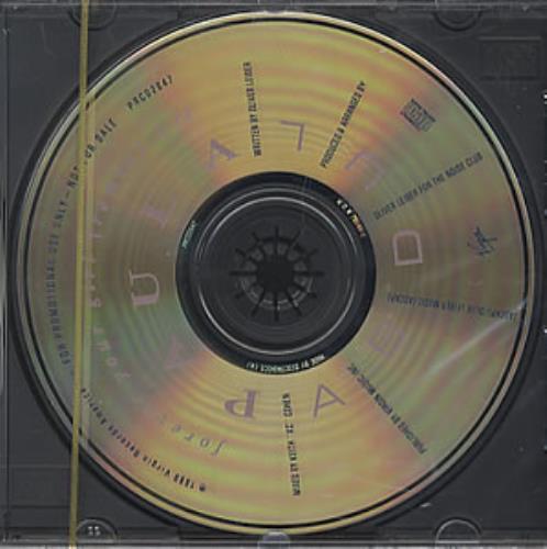 "Paula Abdul Forever Your Girl CD single (CD5 / 5"") US ABDC5FO66020"