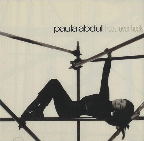 Paula Abdul Head Over Heels CD album (CDLP) UK ABDCDHE436347