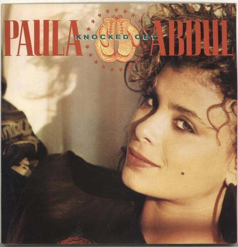"Paula Abdul Knocked Out 12"" vinyl single (12 inch record / Maxi-single) UK ABD12KN27241"