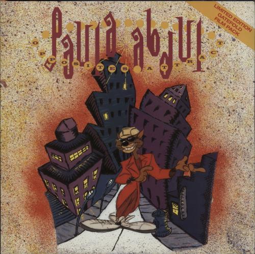 "Paula Abdul Opposites Attract 12"" vinyl single (12 inch record / Maxi-single) UK ABD12OP53899"