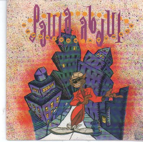 "Paula Abdul Opposites Attract 7"" vinyl single (7 inch record) Australian ABD07OP636100"