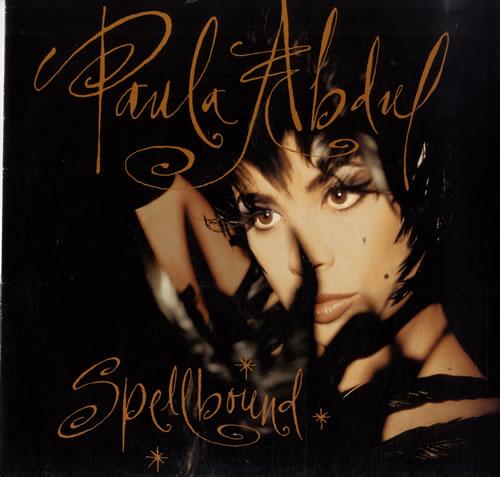Paula Abdul Spellbound vinyl LP album (LP record) UK ABDLPSP26421