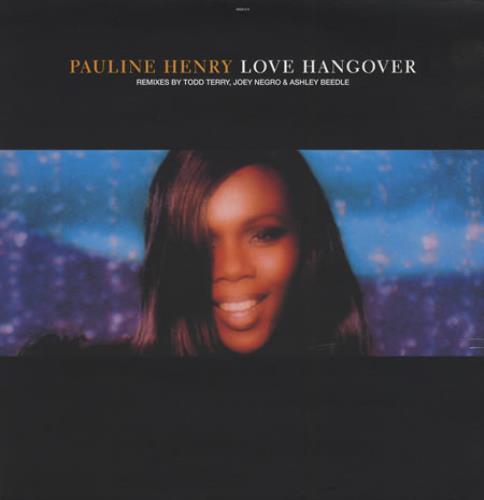 "Pauline Henry Love Hangover 12"" vinyl single (12 inch record / Maxi-single) UK HY112LO401051"