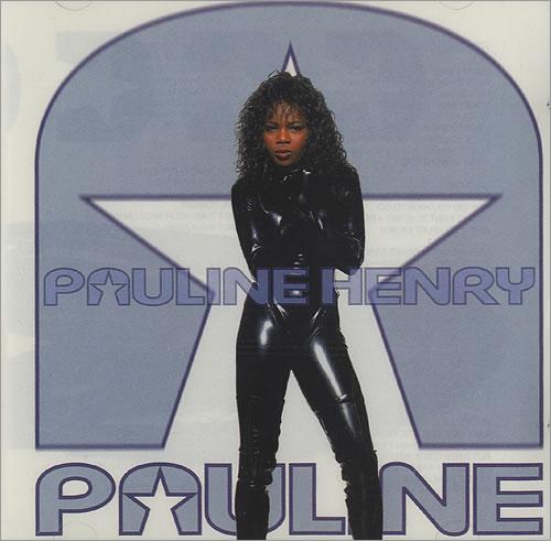 Pauline Henry Pauline CD album (CDLP) UK HY1CDPA435462