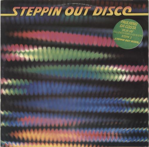 "Paulinho Da Costa Deja Vu 12"" vinyl single (12 inch record / Maxi-single) UK P8112DE697715"