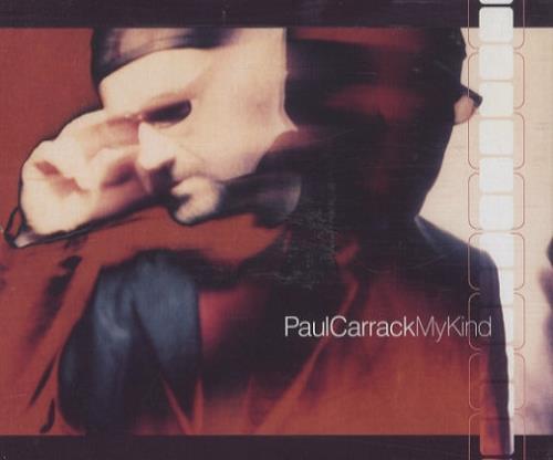 "Paul Carrack My Kind CD single (CD5 / 5"") UK PCAC5MY166929"