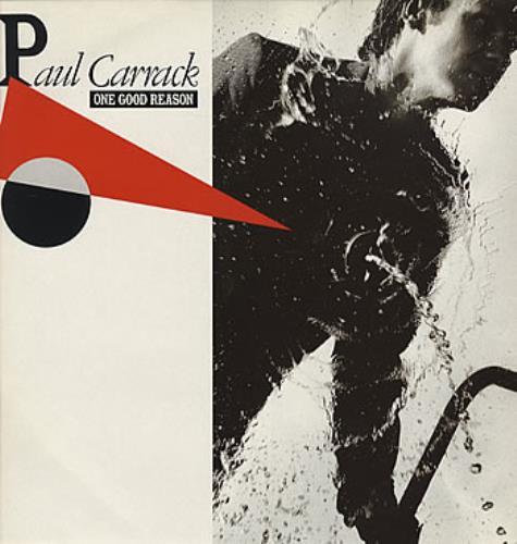 Paul Carrack One Good Reason vinyl LP album (LP record) UK PCALPON302542