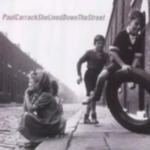 "Paul Carrack She Lived Down The Street CD single (CD5 / 5"") UK PCAC5SH243220"