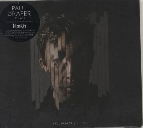 "Paul Draper EP Two CD single (CD5 / 5"") UK QAYC5EP713462"