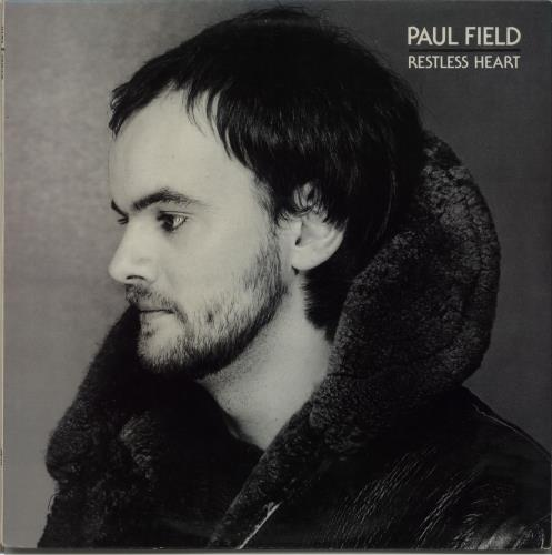 Paul Field Restless Heart vinyl LP album (LP record) UK QB8LPRE674243