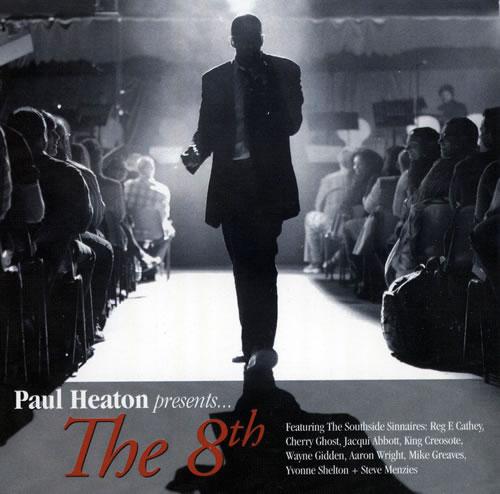 Paul Heaton The 8th CD album (CDLP) UK PONCDTH568780