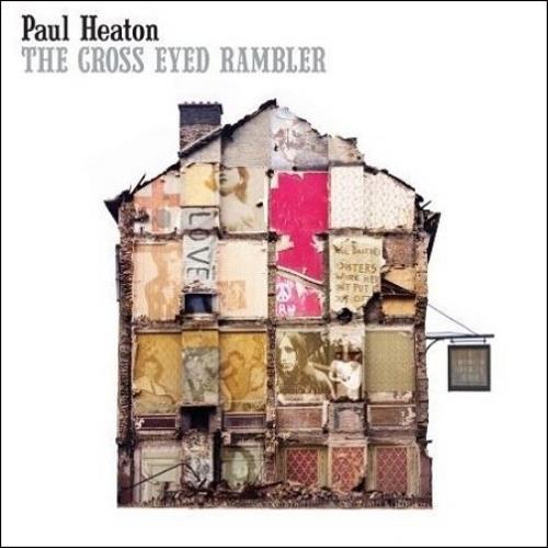 Paul Heaton The Cross Eyed Rambler CD album (CDLP) UK PONCDTH437378