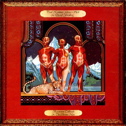 Paul Kantner Baron Von Tollbooth And The Chrome Nun vinyl LP album (LP record) UK PKALPBA175576
