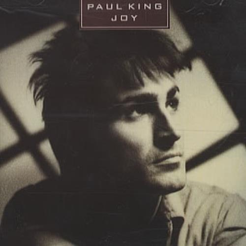Paul King Joy CD album (CDLP) UK PKGCDJO143451