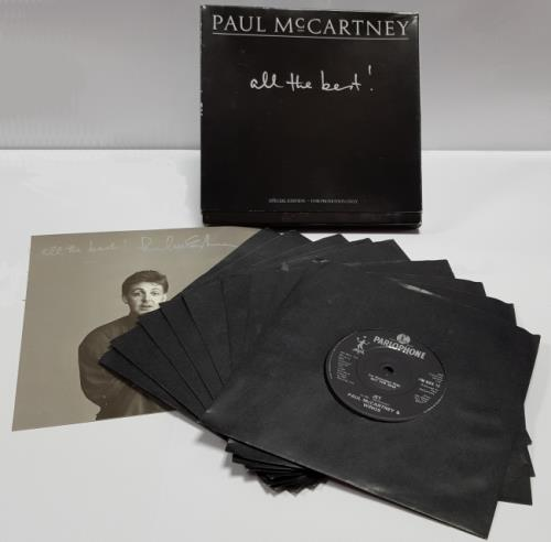 Paul McCartney And Wings All The Best