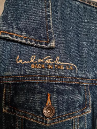 Paul McCartney and Wings Back In The U.S. - Medium jacket US MCCJABA768505