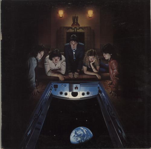 Paul McCartney and Wings Back To The Egg - EX vinyl LP album (LP record) UK MCCLPBA680076