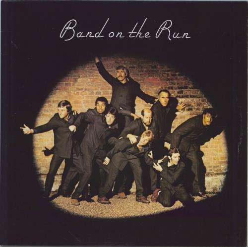 Paul McCartney and Wings Band On The Run - 180gram Vinyl vinyl LP album (LP record) UK MCCLPBA773409