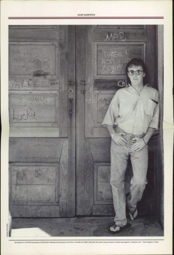 Paul McCartney and Wings Club Sandwich 72-74 fanzine UK MCCFACL776694