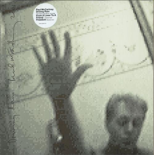 Paul McCartney and Wings Driving Rain 2-LP vinyl record set (Double Album) UK MCC2LDR199907
